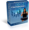 Thumbnail EZ eBookTemplate Package (Master Resale Rights)