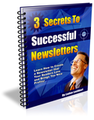 Thumbnail 3 Secrets To Successful Newsletters