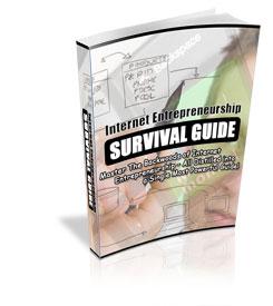 Product picture The Internet Entrepreneurship Survival Guide