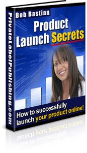 Product picture Product Launch Secrets