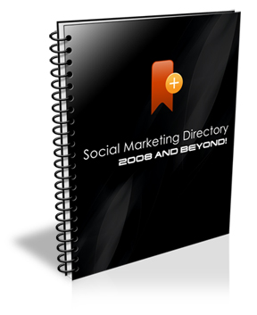 Product picture Social Marketing Directory 2008 and Beyond! (PLR)